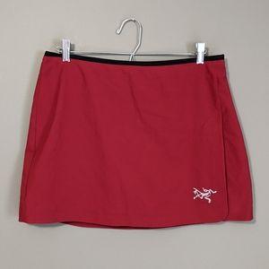 Arc'teryx   red skirt
